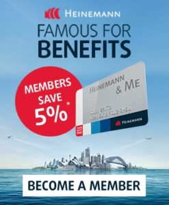 Heinemann Loyalty Program