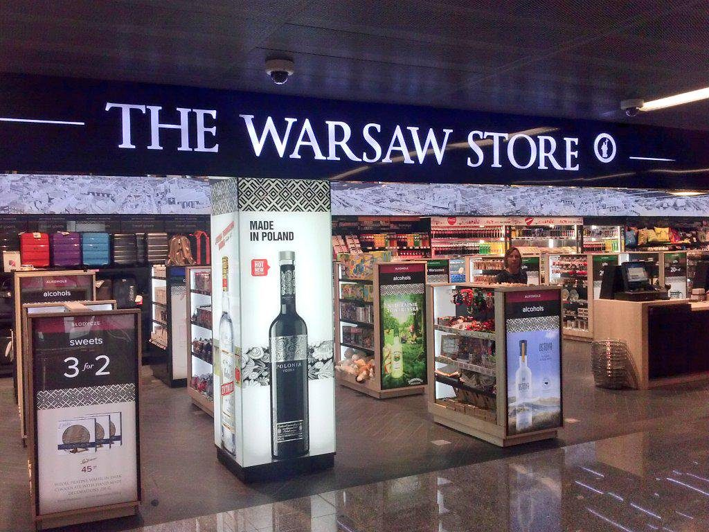 Warsaw Store