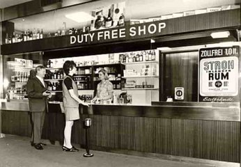 Old Duty Free Shop
