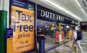 How Duty Free Started
