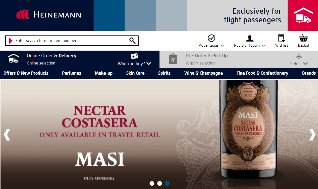 Masi Travel Retail Exclusives